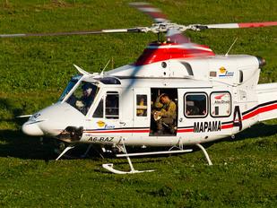 A6-BAZ - FAASA Aviación Bell 412