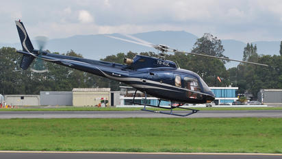 TG-KUL - Private Aerospatiale AS350 Ecureuil / Squirrel
