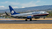 N851AM - Aeromexico Boeing 737-700 aircraft