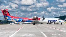 SP-EQD - LOT - Polish Airlines de Havilland Canada DHC-8-400Q / Bombardier Q400 aircraft