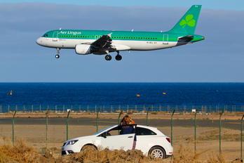 EI-DEJ - Aer Lingus Airbus A320