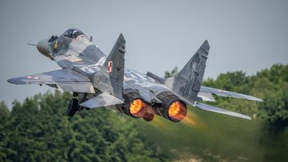 40 - Poland - Air Force Mikoyan-Gurevich MiG-29A