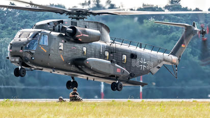 84+35 - Germany - Army Sikorsky CH-53G Sea Stallion