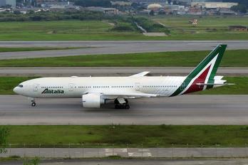 EI-DBL - Alitalia Boeing 777-200ER