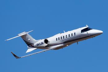 VH-LJQ -  Learjet 45