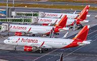 PR-OCH - Avianca Brasil Airbus A320 aircraft