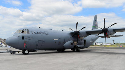 11461 - USA - Air Force Lockheed C-130A Hercules