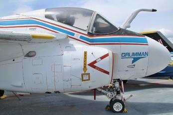 162185 - USA - Navy Grumman A-6F Intruder