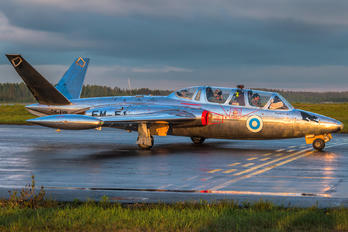 OH-FMM - Private Fouga CM-170 Magister