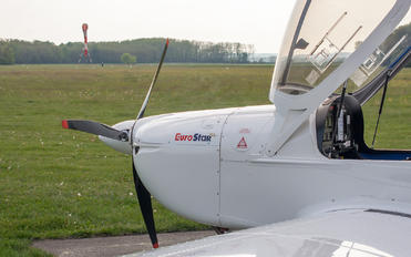 S5-PES - Aeroklub Murska Sobota Evektor-Aerotechnik EV-97 Eurostar