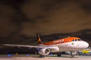 PR-ONR - Avianca Brasil Airbus A318