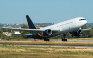 G-POWD - Titan Airways Boeing 767-300ER aircraft