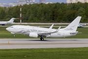 M-YBBJ - Global Jet Austria Boeing 737-700 BBJ aircraft