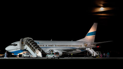 LZ-CGW - Astra Airlines Boeing 737-400