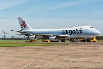 LX-FCL - Cargolux Boeing 747-400BCF, SF, BDSF