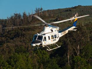 EC-JTD - FAASA Aviación Bell 412HP