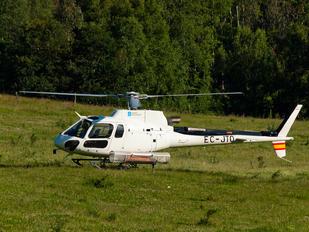 EC-JTO - INAER Aerospatiale AS350 Ecureuil / Squirrel