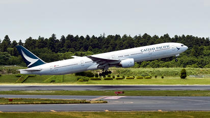 B-HNI - Cathay Pacific Boeing 777-300ER