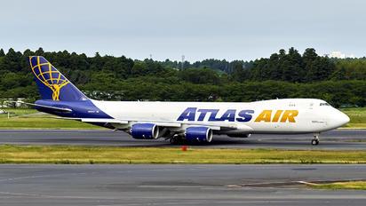 N855GT - Polar Air Cargo Boeing 747-8F