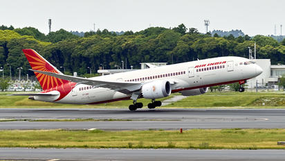 VT-ANC - Air India Boeing 787-8 Dreamliner