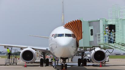 JU-1015 - Mongolian Airlines Boeing 737-800