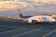 CC-BBC - LAN Airlines Boeing 787-8 Dreamliner aircraft