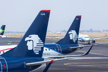 XA-GAM - Aeromexico Connect Embraer ERJ-170 (170-100)