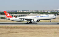 TC-JNN - Turkish Airlines Airbus A330-300 aircraft