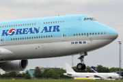 HL7632 - Korean Air Boeing 747-8 aircraft