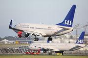 HB-JJA - SAS - Scandinavian Airlines Boeing 737-700 aircraft