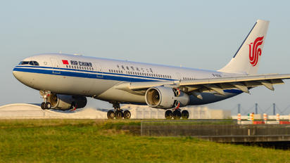 B-6130 - Air China Airbus A330-200