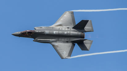 14-5072 - USA - Air Force Lockheed Martin F-35 Lightning II