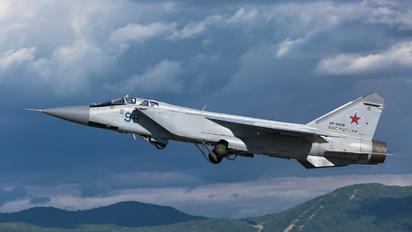 RF-92438 - Russia - Air Force Mikoyan-Gurevich MiG-31 (all models)