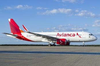 PR-OCB - Avianca Brasil Airbus A320