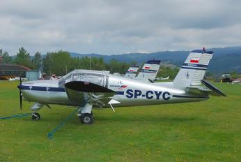 SP-CYC - Private Socata MS-880 B