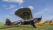SP-MAM - Private Piper J3 Cub aircraft