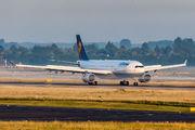 D-AIKG - Lufthansa Airbus A330-300 aircraft