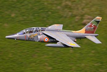 E81 - France - Air Force Dassault - Dornier Alpha Jet E