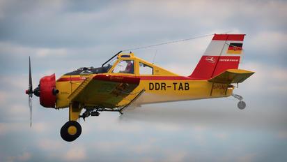 D-FOAB - Interflug PZL 106AR/2M Kruk