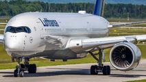 D-AIXA - Lufthansa Airbus A350-900 aircraft