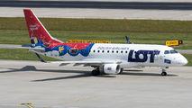 SP-LDF - LOT - Polish Airlines Embraer ERJ-170 (170-100) aircraft