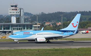 OO-JOS - Jetairfly (TUI Airlines Belgium) Boeing 737-700