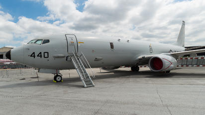 168440 - USA - Navy Boeing P-8A Poseidon