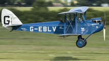 G-EBLV - The Shuttleworth Collection de Havilland DH. 60 Moth aircraft