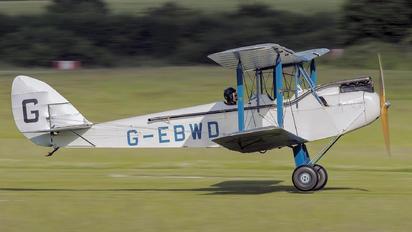 G-EBWD - The Shuttleworth Collection de Havilland DH. 60 Moth