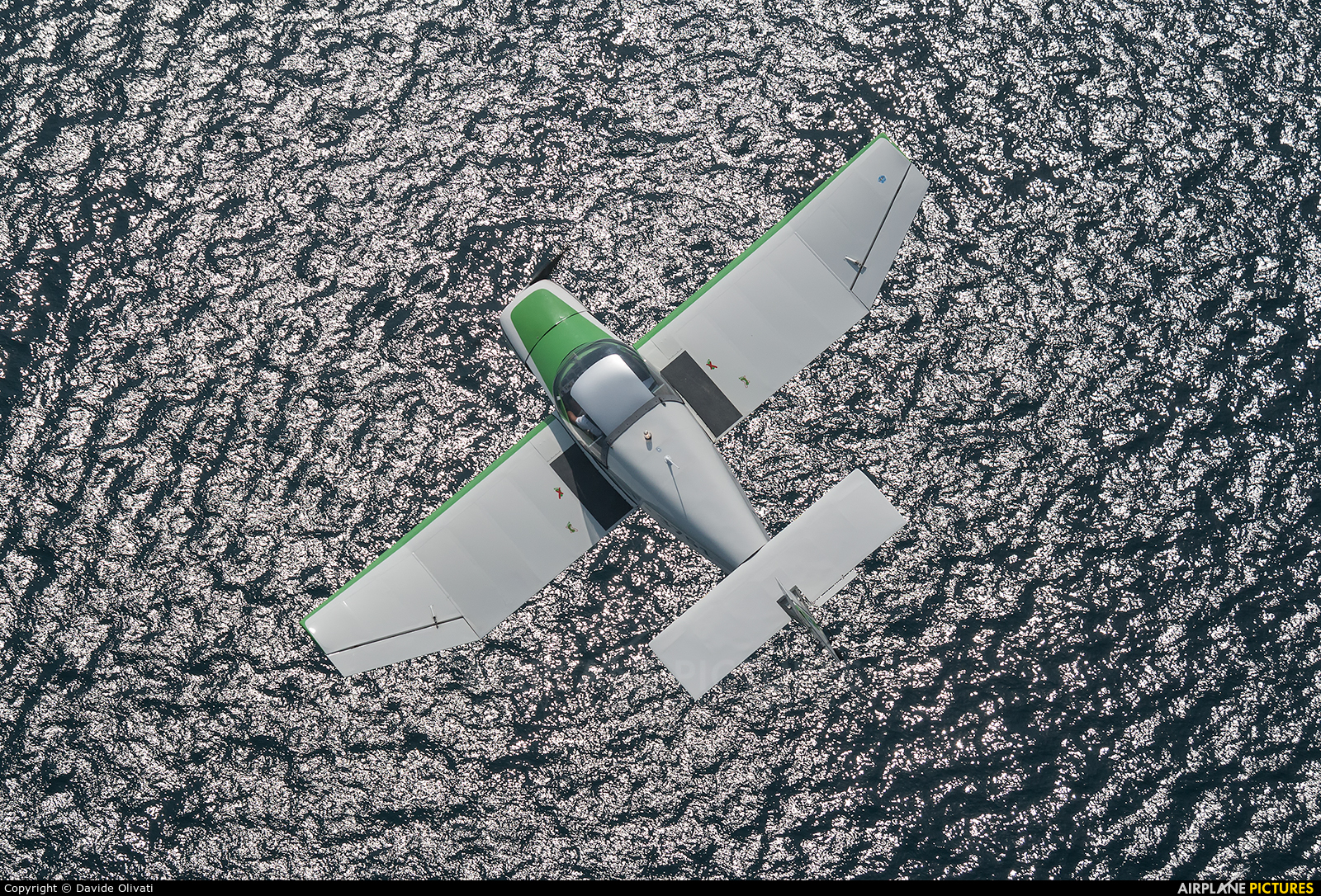 Private I-3751 aircraft at In Flight - Italy