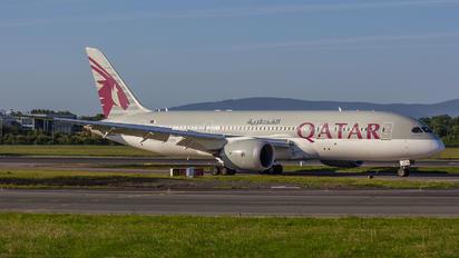 A7-BCG - Qatar Airways Boeing 787-8 Dreamliner