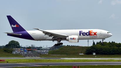 N882FD - FedEx Federal Express Boeing 777F