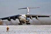 RA-76745 - Russia - Air Force Ilyushin Il-76 (all models) aircraft