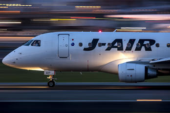 JA227J - J-Air Embraer ERJ-170 (170-100)